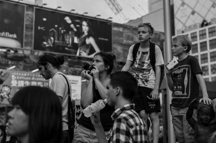 Tokyo Street Photography Shootermag Blackandwhite AMPt - Shoot Or Die