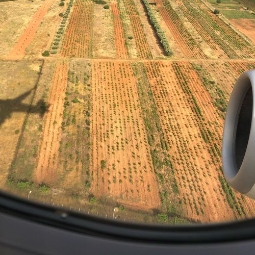 Landing From An