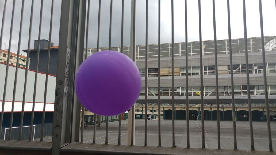 Baloon Purple