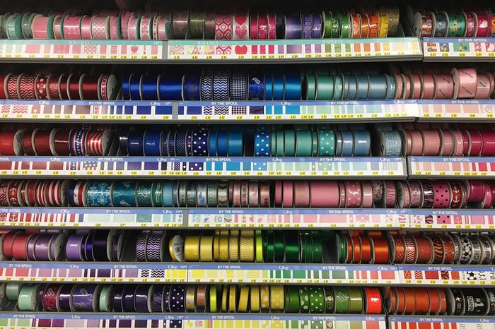 Beautifully Organized Store Indoors  Store Room Colorful Store Display Storephotography Colors