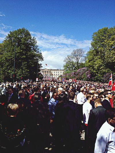 17mai Norway Oslo  Norge