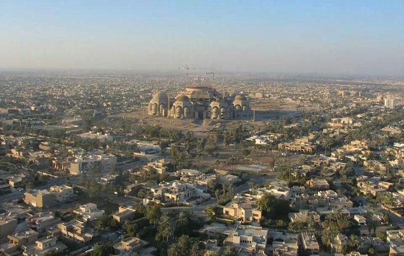 Iraq . Baghdad Baghdad Almansur