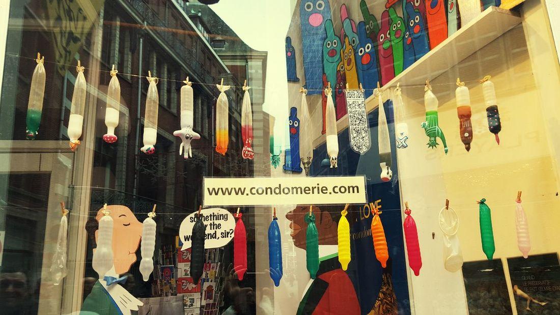 Amsterdam Life ! Amsterdamthroughmycamera In Amsterdam Condoms