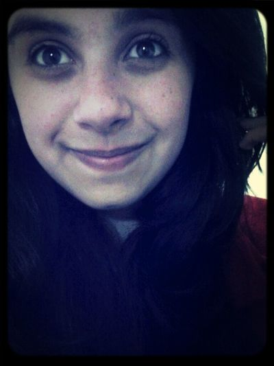 Goodmorning ♥ That's Me What A Sky! Meus Olhos