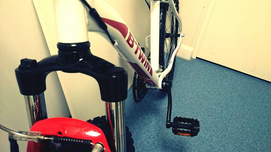 MOOON VEEELOOO !!! Bike Ride Newbike Btwin