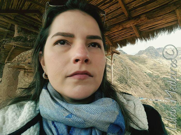 Selfie ✌ People One Person Vacations Paisagem Cusco, Peru Reflexão