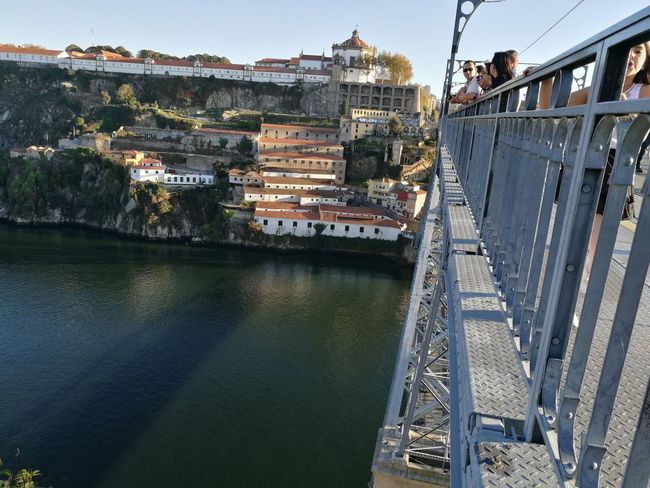EyeEm Selects Bridge - Man Made Structure Architecture Porto Portugal City Architecture Cityscape Travel Destinations