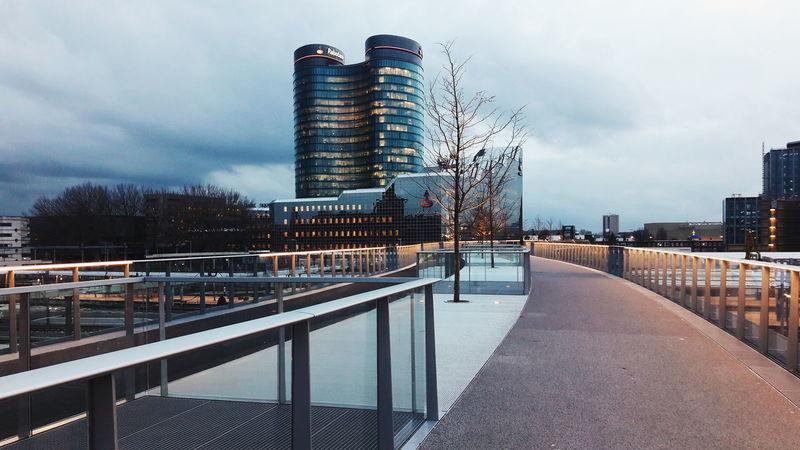 Utrecht , Netherlands The Netherlands Centraal Outdoors Cloud - Sky Urban Skyline Modern No People Cityscape