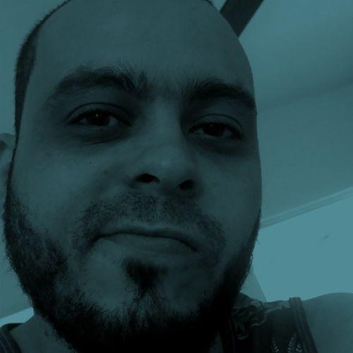 Ao Diadoautismo partiu selfie Azul