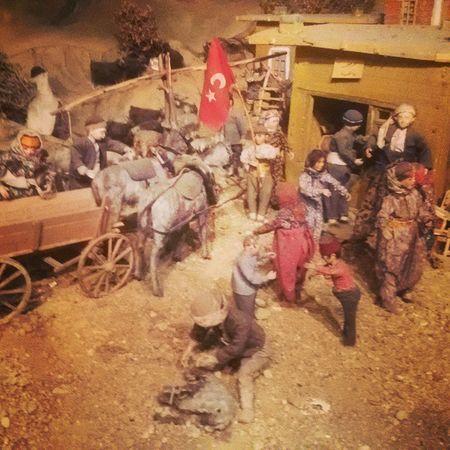 مجسمات من متحف النصر في مينيا تورك اسطنبول تركيا Miniaturk Istanbul Türkiye