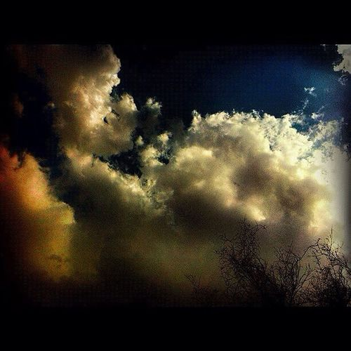 Riyadh Home Sky Darkness