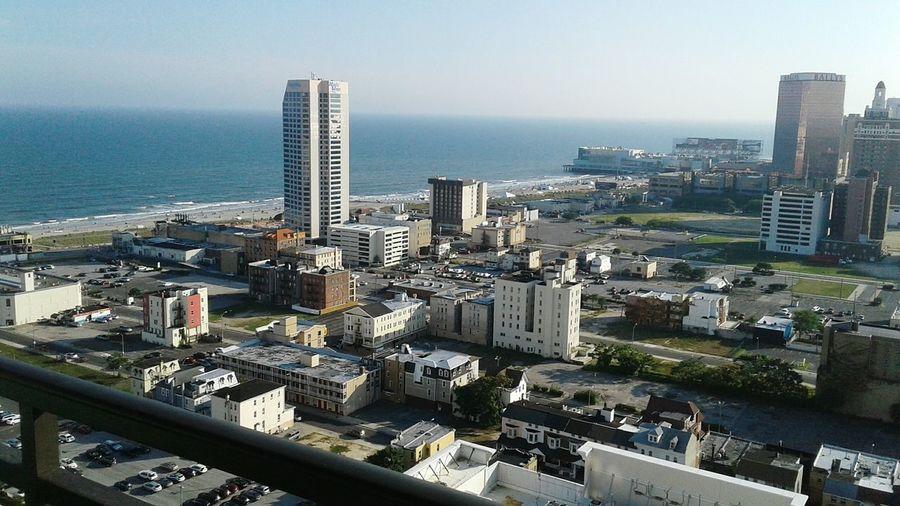 nice trip with family👌😁😜Atlantic City! 30 Floor View