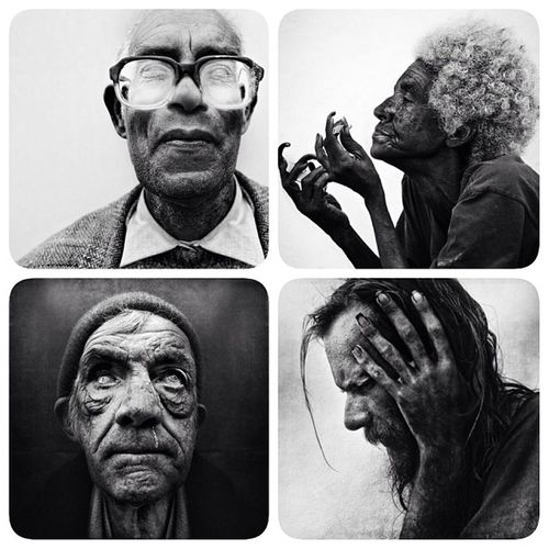 Lee Jefferies' work on homeless simply blows my mind Leejefferies