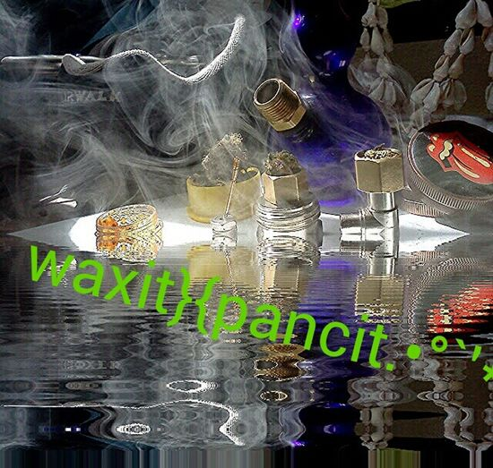 meeh waxX set up....yupyup yes we cannabis this hea!! Cannabis Sdmeds Spaceagehydroponics