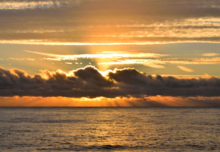 Sky Cloud - Sky Water Beauty In Nature Scenics - Nature Sea Outdoors Horizon Over Water Sunrise EyeEm Best Shots EyeEm Nature Lover EyeEm Selects #Arklow #Wicklow #Ireland Sunrays Inspiration #Nature  #photography Eyeemireland #nature_collection #EyeEmNaturelover #nature #happy #nikond3300 #sunrise#sand#beach#sun#sea #waves #peace #Freedom
