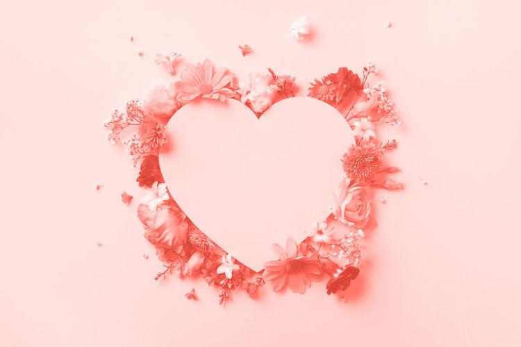 Heart Love Pink