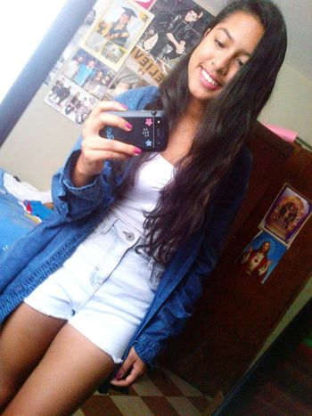 Taking Photos Enjoying Life Check This Out Peace ✌ Hello World Love ♥ Peruvian Girl BesitoVengador