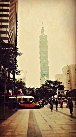 Taibei 101 City