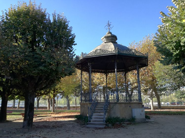 Coimbra, Portugal Parque  Tree Built Structure City Building Exterior Outdoors Park Outono Eyeem Europa Oficial© Outumn