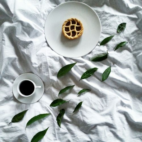 Breakfast Food Morning Cooking Colors Minimalism Coffee Chocolate Breakfast On The Table Kitchen Utensils