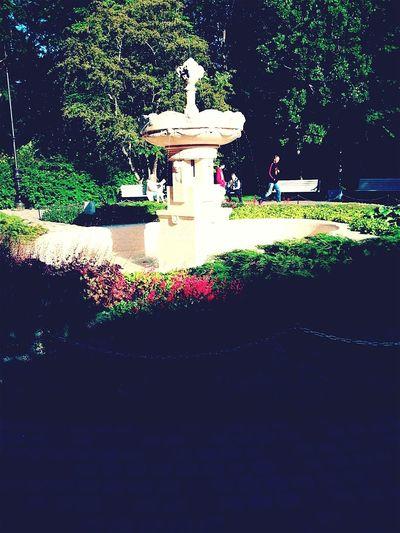 Secret Garden Fountain Beautiful