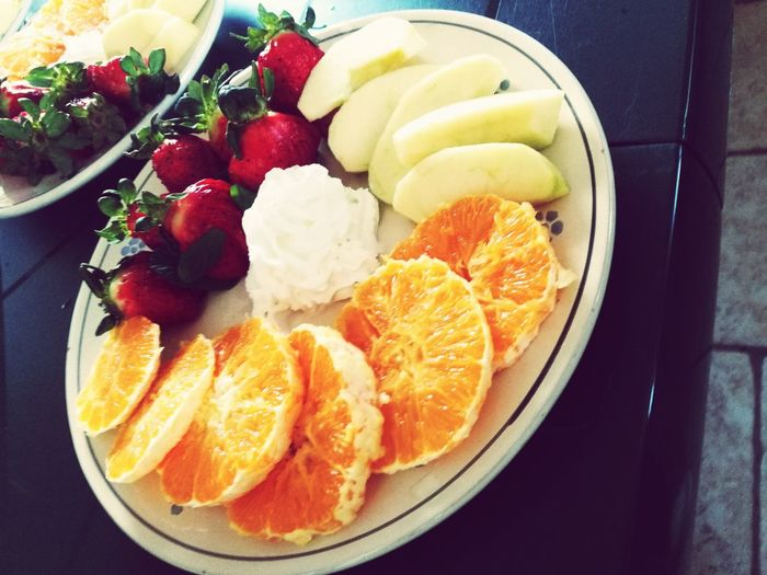 Working Food Freshness Passion Healthy Eating