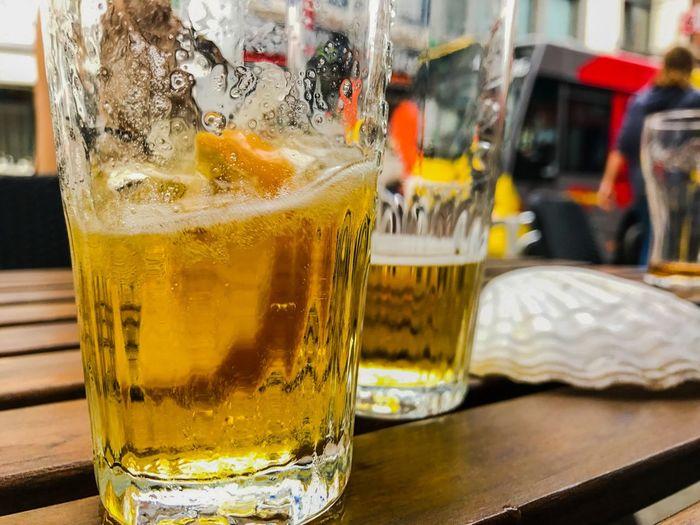 Beer life, enjoying simple things Beer Beer Time Beer Glass Liège Belgium