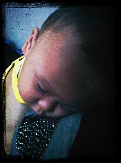 My Baby Sleeping