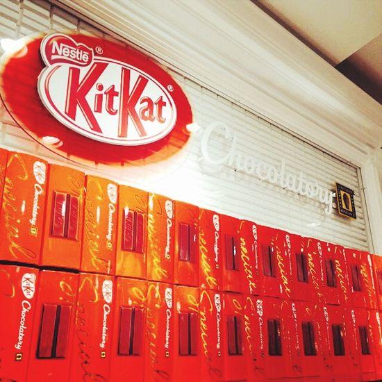 Kitkat Valentinesday
