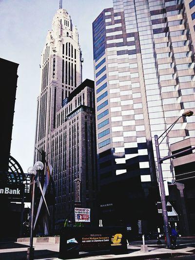 Downtown Columbus Ohio Downtowncolumbus Eyem Best Shots Still Life Photography Photos Around You Amazing Architecture Eye4photography  Bold And Beautiful Showcase: November