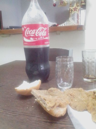 Milanesa Look A Like Cocacola ✌️