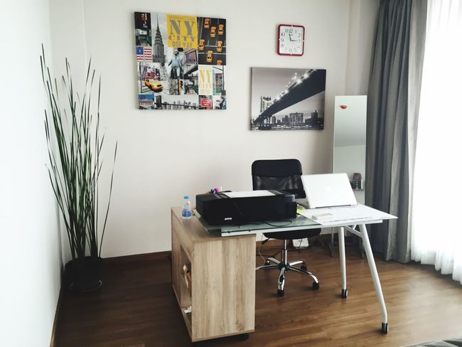 Interior Style Home Office!