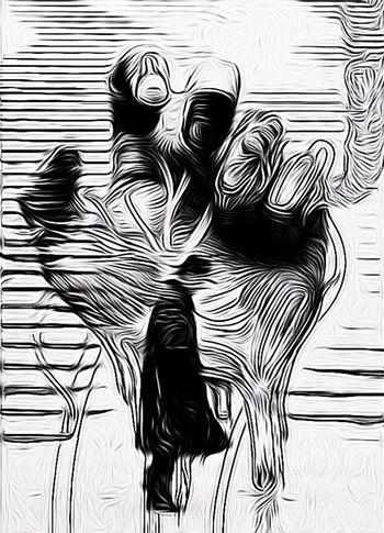 Giochi Di Mano, Giochi Da Villano Welcome To My Dimension Change Your Perspective Photographic Approximation Lost Knowledge