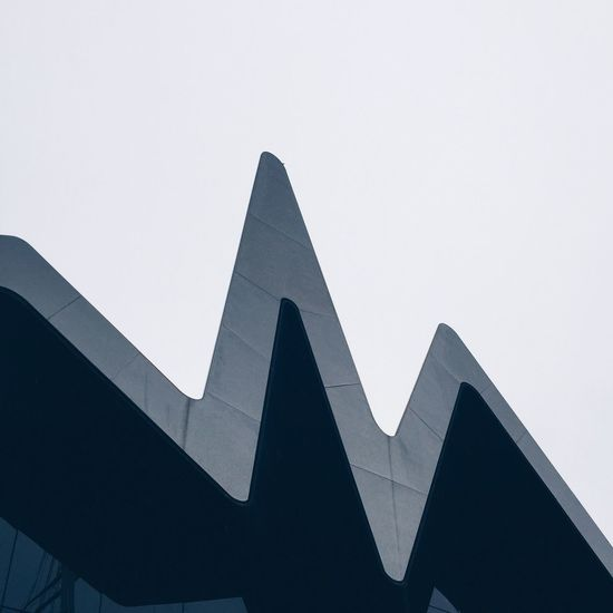 The Riverside Museum, Glasgow - Zaha Hadid Architects. Glasgow  Zaha Hadid ZahaHadid GLASGOW CITY Architecture Architecture_collection First Eyeem Photo The Secret Spaces