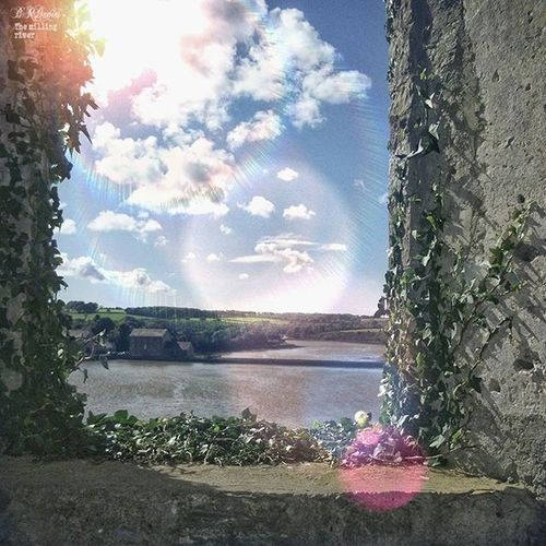 """""""The milling river"""" Carew castle revisited ( Take the lesson to thyself, Loving heart and true; Golden years are fleeting by, Youth is passing, too. Learn to make the most of life, Lose no happy day! Time will ne'er return again — Sweet chances thrown away. Leave no tender word unsaid, But love while love shall last: The mill will never grind, With the water that has passed. Wales Welsh Cymru Cymruambyth Westwales Carewcastle Castle Window Windowsill River Tidalmill Mill Ivy Sunflare Sky Welshcastle Castles Medieval Cymru Wales Exploring Castle Carmarthenshire Landscape Visitwales welshphotographer igerscymru cardiffweddingphotographer bnw_society uk )"""