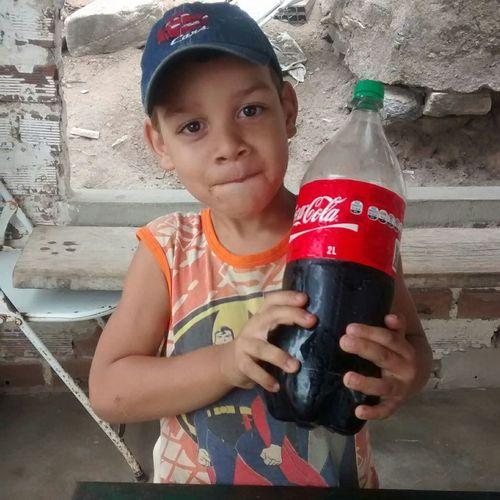 Coca cola meu moleque
