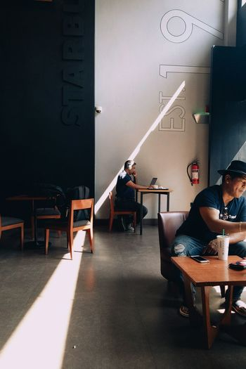 beams People Cafe Ambience Portrait Canon Lifestyle Interior Decor EyeEmNewHere