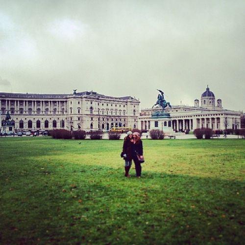 Hofburg Museum Heldenplatz Vienna friends athens greece austria viennaonly worldplaces