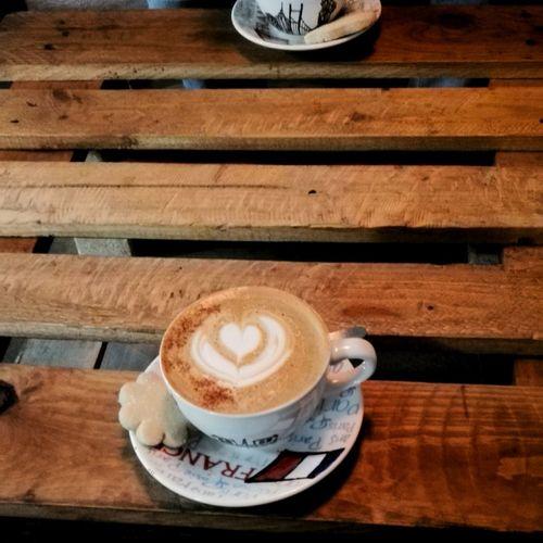 Cappuccino Love ♥ Instagram _grindylow