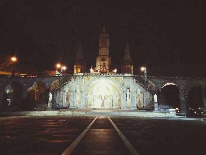 Lourdes France Saint Bernadette