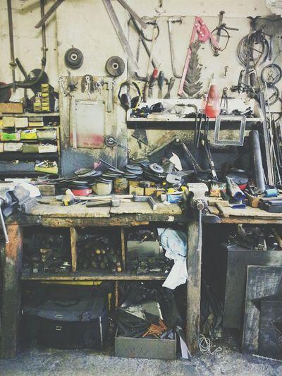 Instruments Iron Work
