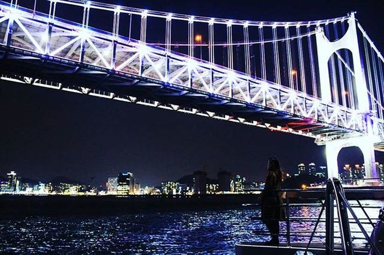 🚤 X폼잡는내동생 광안대교 부산 다이아몬드배이 다이아몬드베이 요트 광안리 야경 바다 여행 부산여행 빈카메라 Gwanganri Gwanganbridge Bridge Sea Night Diamondbay Yacht Pusan Busan Travel Trip Bincamera