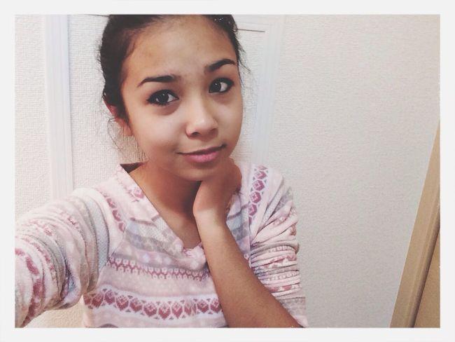 Selfie Girl Pretty Girl