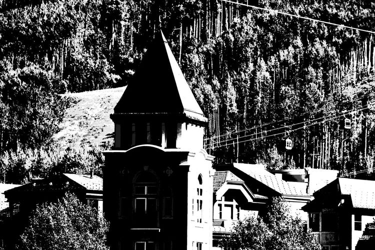 The Ritz……… Architecture Building Exterior Built Structure Day Gondola Lions Head Village Nature No People Outdoors Ritz-Carlton Hotel Ski Trails Sky Summer Tree Vail  Vail Colorado Vail,co Vailsummer