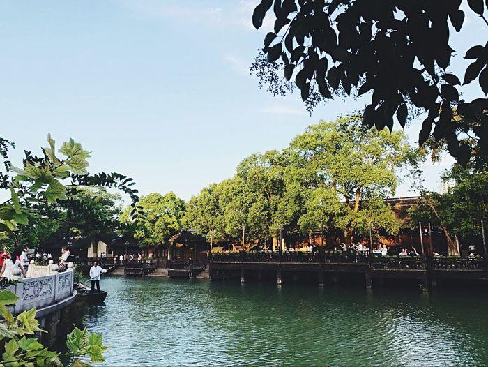 江南水乡 Water First Eyeem Photo