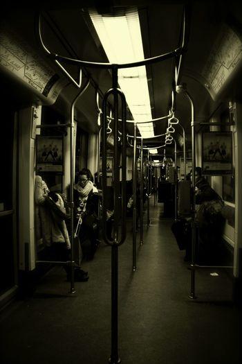 Tramway Nightphotography