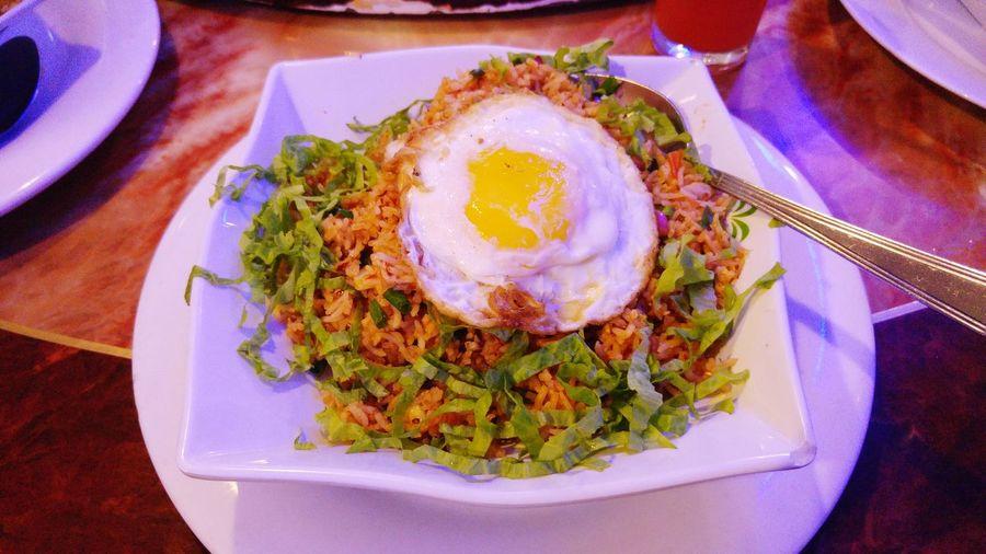 Food Porn Awards SriLanka Egg Nasigoreng Srilankan