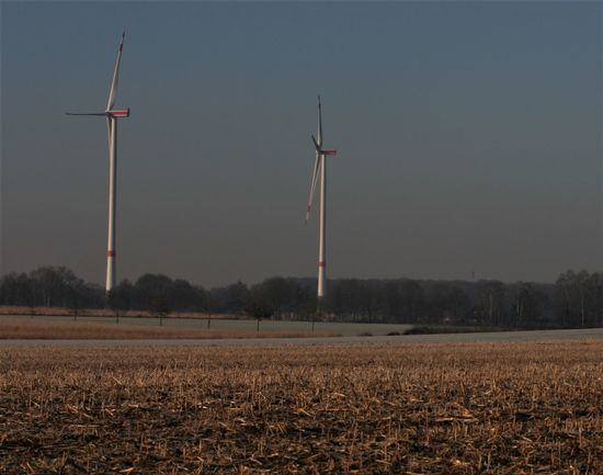 Nature Renewable Energy Stubblefield Wind Power