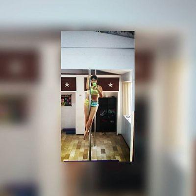 Aerialpolefitstudio Poletime Poledance Polefitness Lovepole Polegirl😍💕