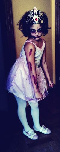 Scary night...